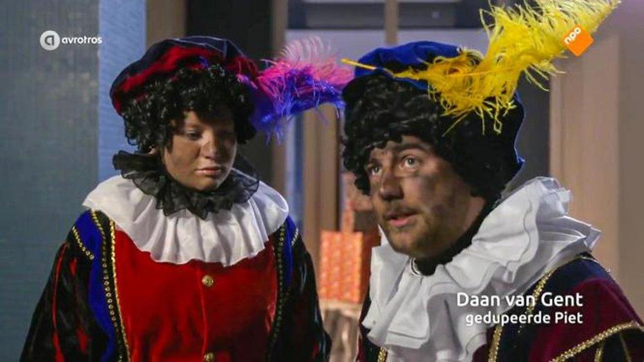 NTR kiest definitief voor roetveegpiet bij Sinterklaasintocht