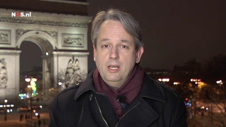 Frankrijk-correspondent Ron Linker verlaat NOS per direct