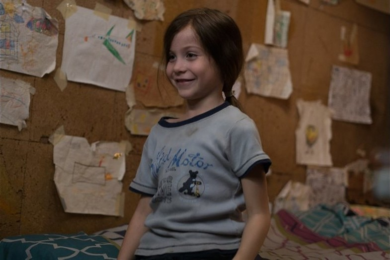 Het kleine kamertje van Brie Larson