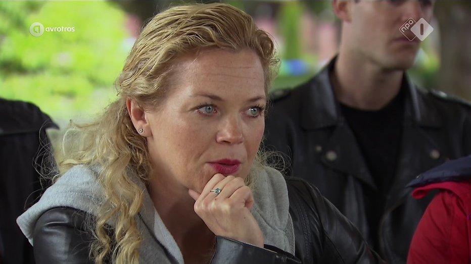 Roos Schlikker derde afvaller Wie is de Mol? 2017