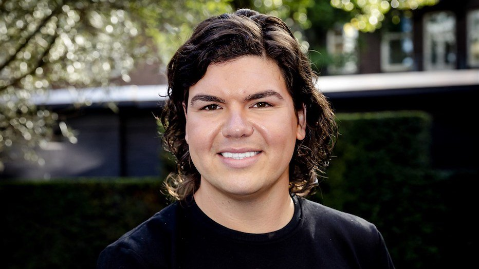 Roy Donders in Expeditie Robinson 2019