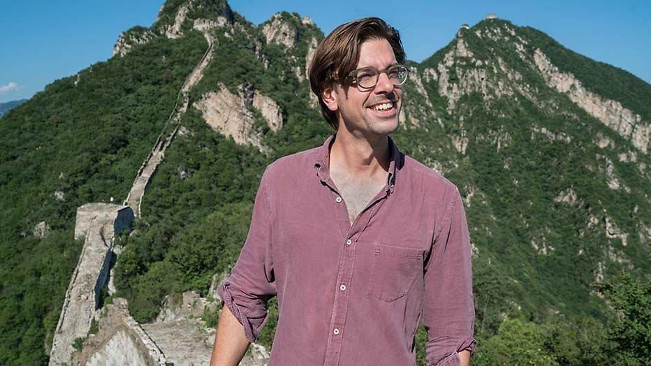 Ruben Terlou reist weer door China in nieuwe serie