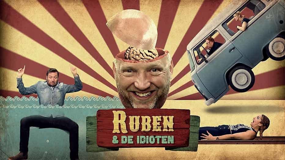 Nieuw seizoen van Ruben en de Idioten