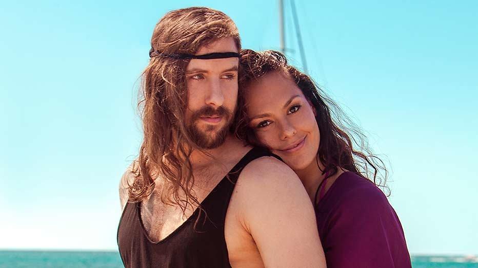 Ruud en Rowena uit Utopia uit elkaar