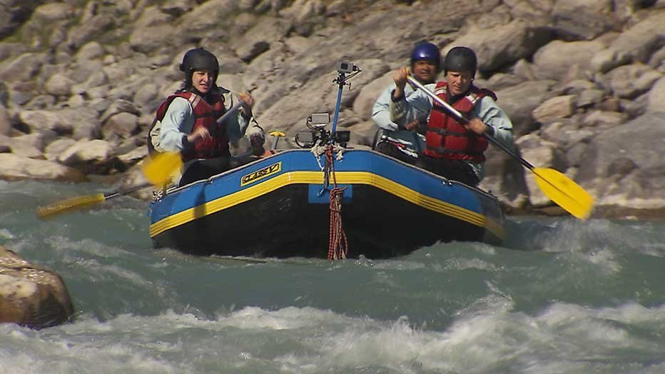 Dave Roelvink en Susan Visser ook in Risky Rivers