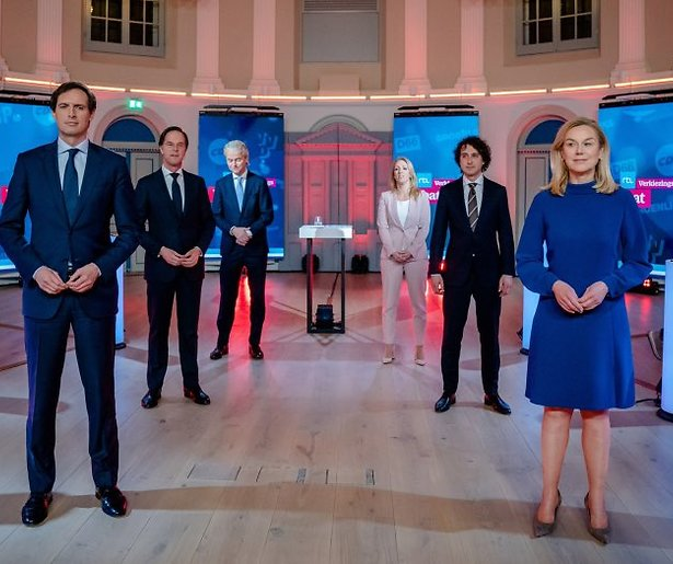 De TV van gisteren: RTL scoort met Verkiezingsdebat