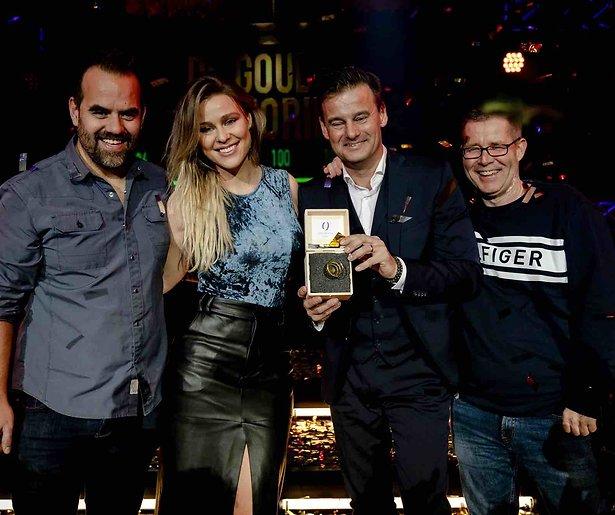 Dat was onverwacht: Veronica Inside winnaar Gouden RadioRing