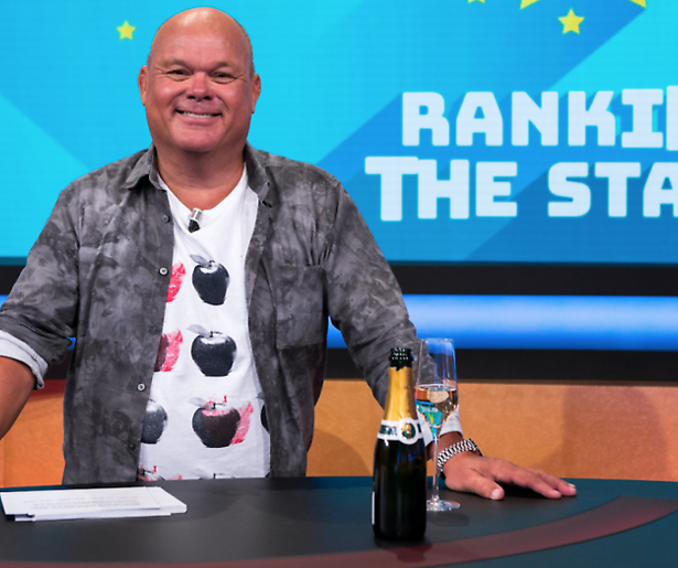 Paul de Leeuw verklapt nog meer kandidaten Ranking the stars