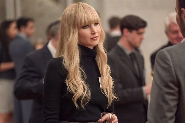 Jennifer Lawrence verleidt spionnen