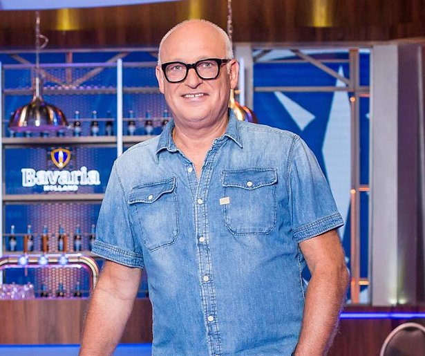 René van der Gijp maandag na uitzending VI thuis belaagd