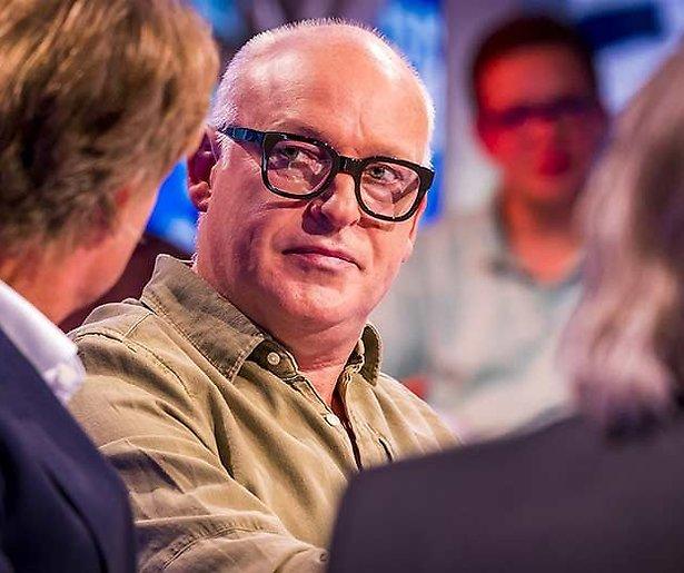 René van der Gijp naar Ahoy