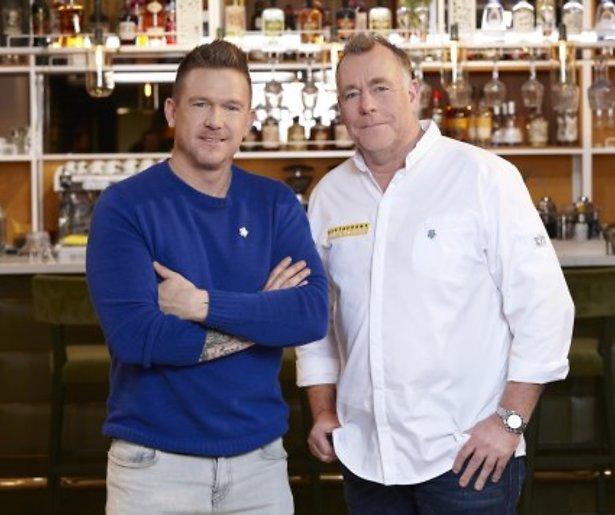 Ron Blaauw en Johnny de Mol geven mensen met dementie een baan