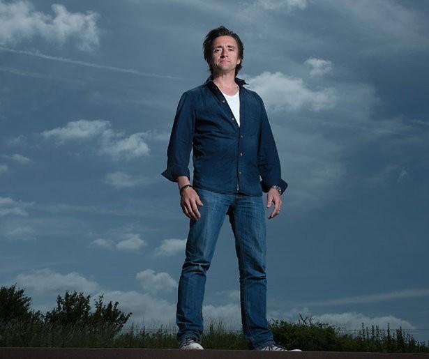 Top Gear-presentator Richard Hammond voor BIG! in Rotterdam