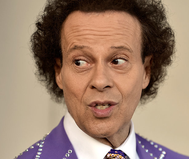 Richard Simmons klaagt roddelblad National Enquirer aan