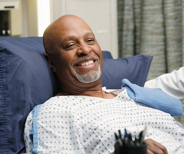 Wat is er aan de hand met dr. Webber?
