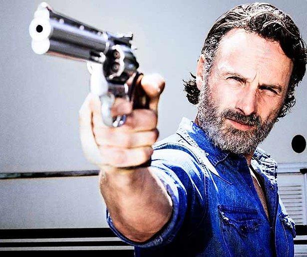 Andrew Lincoln vertrekt bij The Walking Dead