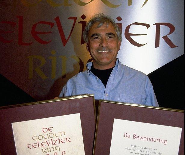 Rik Felderhof over zijn Gouden Televizier-Ring