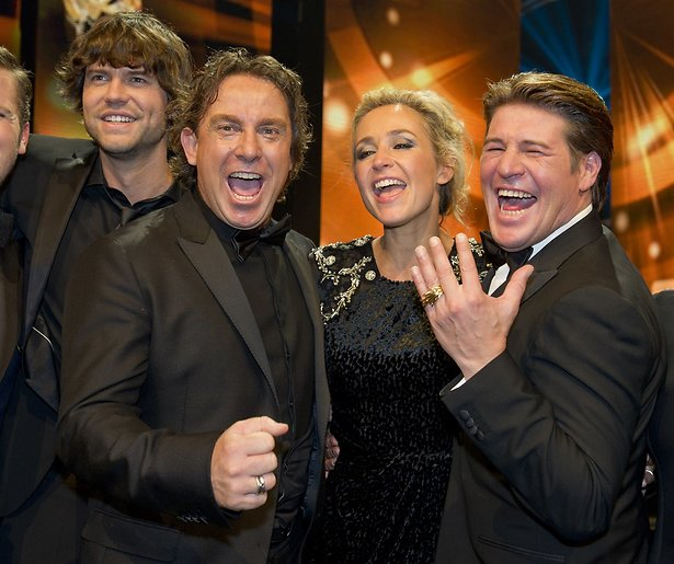 Winnaar Gouden Televizier-Ring 2012: The Voice of Holland