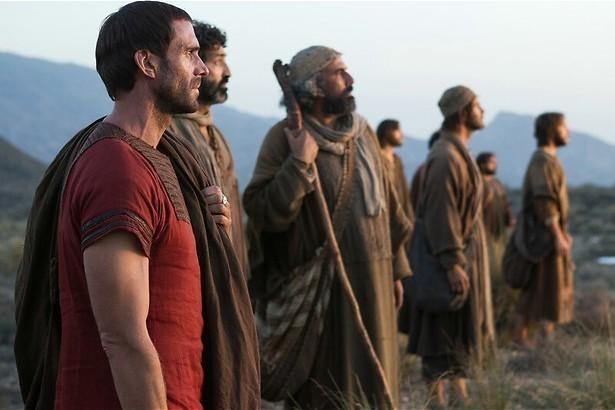Joseph Fiennes zoekt naar Jezus