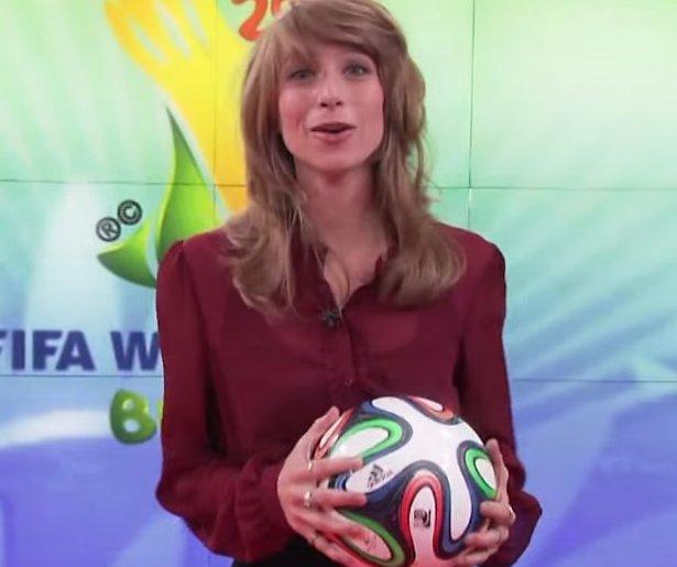 Interview: Rivkah op het Veld over Studio Sport