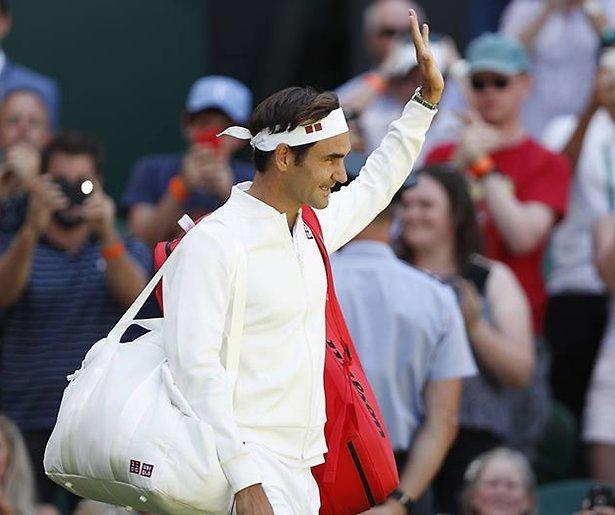 Wimbledon begint vandaag. Met de onverwoestbare tennisgod Roger Federer