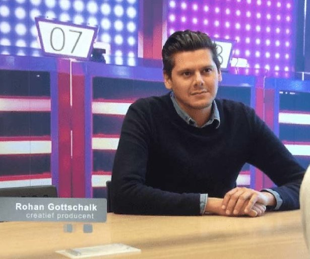 Rohan Gottschalk van GTST: 'De lesbische relatie van Laura kwam in het NOS-Journaal'