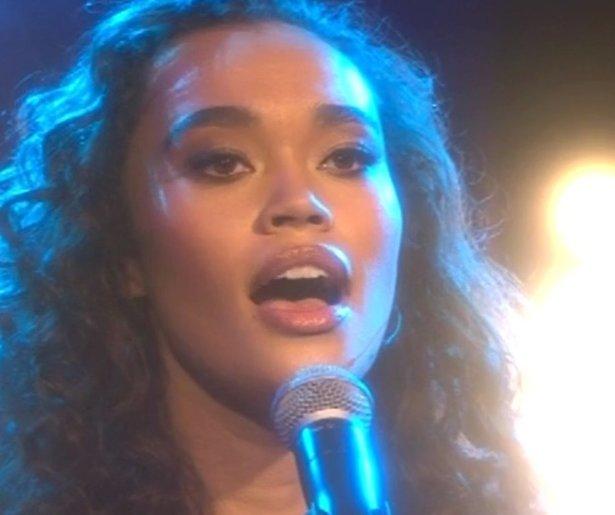 YouTube-hits 2015: Romy Monteiro zingt I Will Always Love You bij RTL Late Night