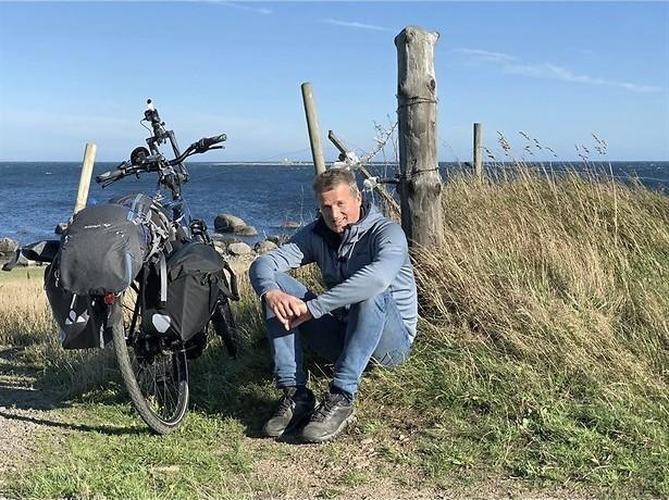 Fietsend langs de Noorse kust in Rond de Noordzee