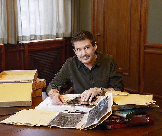 Ruben Nicolai over De Erfgenaam: 'Het is een spannende speurtocht'