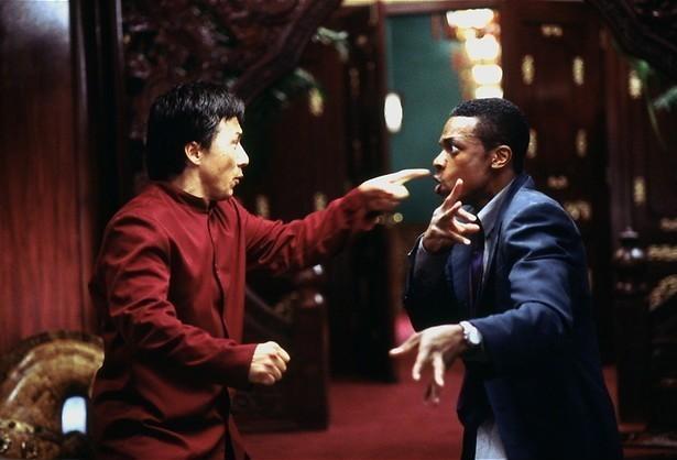 Actie met Jackie Chan en Chris Tucker