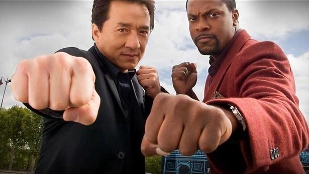 Jackie Chan en Chris Tucker werken samen.