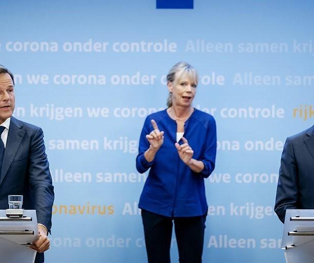 De TV van gisteren: Persconferentie Mark Rutte trekt bijna drie miljoen kijkers
