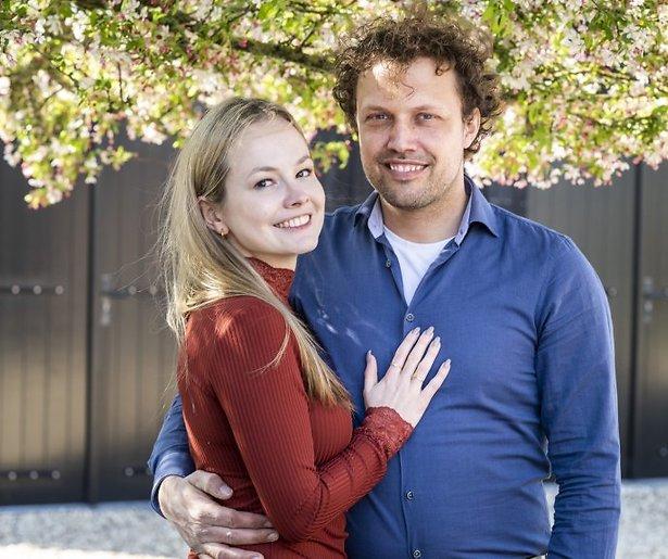 Boer Bastiaan en Milou reageren op zwangerschapsgeruchten