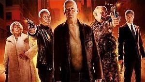 Pensionado Bruce Willis verveelt zich
