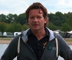 Campinglife-gezicht Sander Janson in Lang leve de liefde