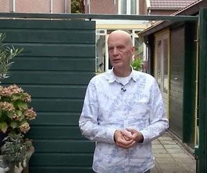 Videonack: Mr. Frank Visser krijgt te maken met een dwarse buurman