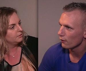 Het pijnlijke moment van Richelle en Jeroen in Married At First Sight