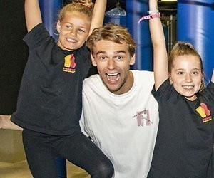 Ridder van Kooten nieuwe presentator Kinderen voor kinderen