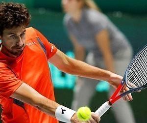 Davis Cup-team Oranje naar Kazachstan
