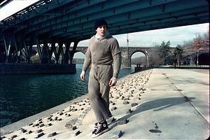 Boksen met Sylvester Stallone