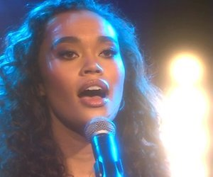 YouTube-hit: Romy Monteiro zingt I Will Always Love You bij RTL Late Night