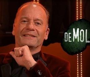 Hintte Ron Boszhard op Wie is de Mol-deelname bij Televizier-Ring Gala?
