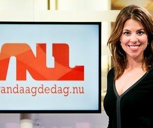 WNL-presentatrice Roos Moggré is moeder