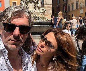 Ruud en Olcay op liefdesvakantie in Italië