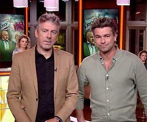 Online zorgen over warrige Ruud de Wild bij RTL Boulevard