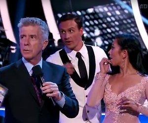 Zwemmer Ryan Lochte bedreigd tijdens Dancing with the stars