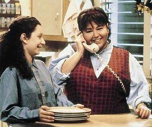 De eerste nieuwe beelden van Roseanne