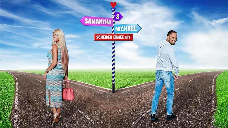 De TV van gisteren: Kijkcijfers Samantha & Michael vallen tegen