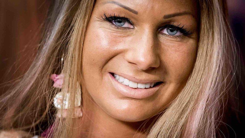 Samantha de Jong brak bekken tijdens zelfmoordpoging
