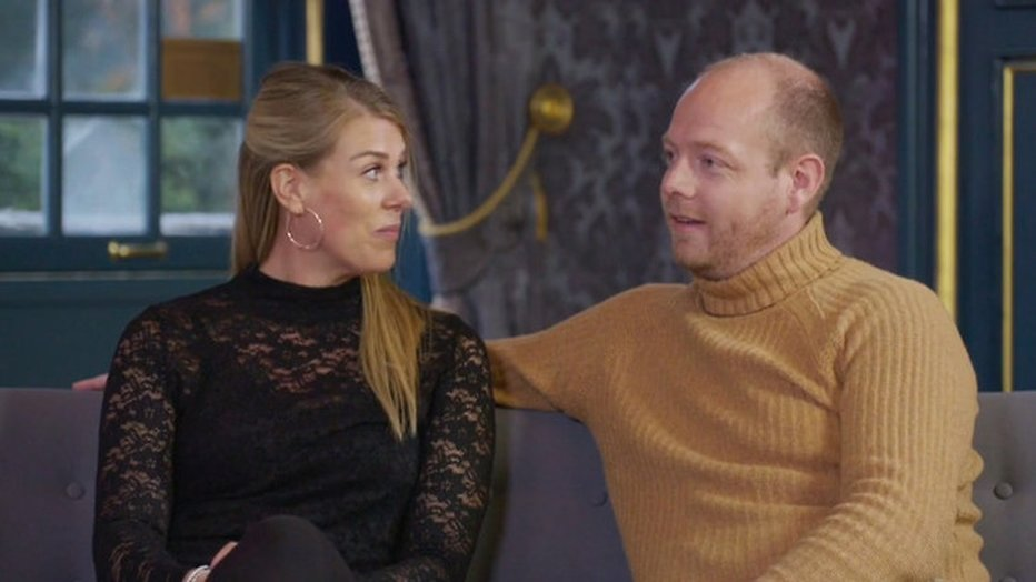 Sanne en Thierry - Married at first sight